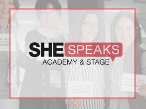shespeaks academy & stage